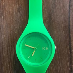 Ice-Watch Neon Green Small ICE.NGN.S.S.14 - Polshorloge - Groen- 36 mm jongens/meisjes